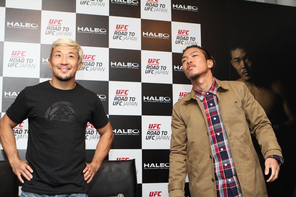 Hirota vs Ishihara