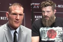 【動画】廣田瑞人×石原夜叉坊をジョシュ・バーネット&ロイ・ネルソンが占う。UFC JAPAN 2015