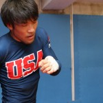 【ONE30】9月1日、フエルタ戦に向け安藤晃司が思っていたこと。「世界を体験できる良いチャンス」