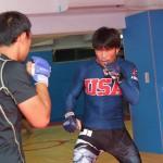 【ONE30】9月1日、フエルタ戦に向け安藤晃司が思っていたこと<02>。「自分に自信を持って勝ちに行く」