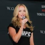 """【UFN75】""""美しすぎる妻""""ローレン・マイコラスが UFC日本大会 のオクタゴン・ガールに決定!!"""
