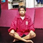 【Grandslam03】MMA界の鉄人ならぬ仙人、大石真丈<02>「年上と戦った記憶はないです」