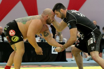【ADCC2015】最重量+99キロ級優勝は極められなくても、極めさせないオーランド・サンチェス