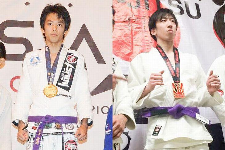 Sugimoto vs Hasebe