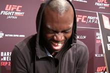 【動画】ゲガール・ムサシと対戦ユライア・ホール「俺が孫悟空、ムサシは……」UFC JAPAN 2015