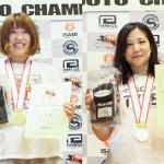 【All Japan Amateur Shooto】決め手はTD+コントロール。女子バンタム級は高森、フライ級は下牧瀬が優勝