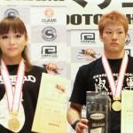 【All Japan Amateur Shooto】女子ミニマム級は仕切り直しの山本、ライトヘビー級は久保が優勝