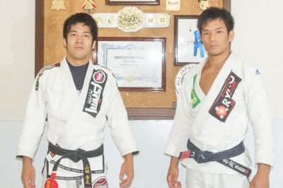 【ASIA OPEN 】世界へ。柔術アジア・オープンに挑むデラヒーバは黒帯コンビ=山田秀之&鍵山士門