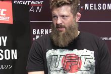 【動画】ジョシュ・バーネットと対戦ロイ・ネルソン「ヘビー級はド派手なモノ」UFC JAPAN 2015