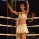 【Monday Ring Girl】英雄伝説「2014 World Kickboxing Championship in Jinan」