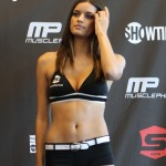 【Monday Ring Girl】Strikeforce「Rockhold vs Kennedy」