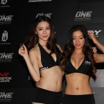 【Monday Ring Girl】ONE FC 08