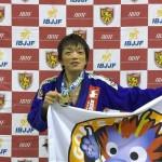 【Tohoku BJJC】首都圏から遠征、澤田真琴がライトフェザー級で優勝「また世界に挑戦したい」
