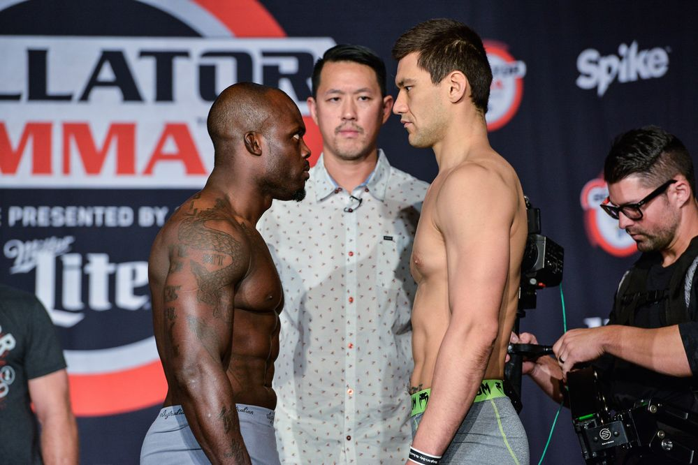 Manhoef vs Kato