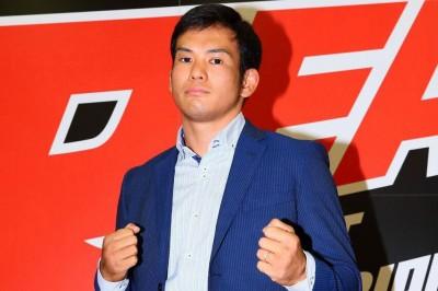 【REAL03】Sライト級T出場、アマ相撲出身=金子優太<02>「格闘技界を引っ掻き回したいです」