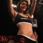 【Monday Ring Girl】Strikeforce「Rockhold vs Jardine」