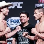【UFC FOX17】2015年ラストUFCのメインはライト級世界戦=ドスアンジョス×カウボーイ・セラーニ