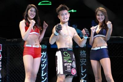 【HEAT36】負けられない戦いでキム・ギュファに快勝、春日井健士<01>「自分を出し切ること」