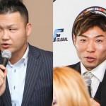 【WSOF-GC】川口雄介「大きさは気にしていない」。中村優作「目指すのは世界最高峰の舞台」