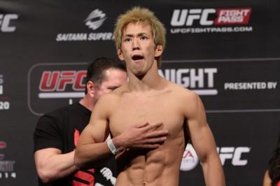 【UFC195】真価が問われる一戦。田中路教が初代ベラトール・フェザー級王者ソトと対戦