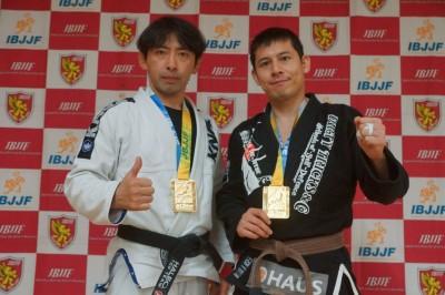 【All Japan JJ Open】東北より柔術LOVE。5名入賞、草柔界
