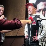 【TUF22】試合結果 川尻達也、UFC2連勝。エドガーは打撃戦のみでメンデスを初回に沈める