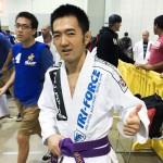 【All Japan JJ Open】柔術狂、佐藤智彦 「柔術を好きな人に悪い人は居ない」