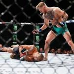 【UFC194】試合結果 マクレガーがアルドを13秒葬。ロックホールドはワイドマン破り、二階級で王座交代劇