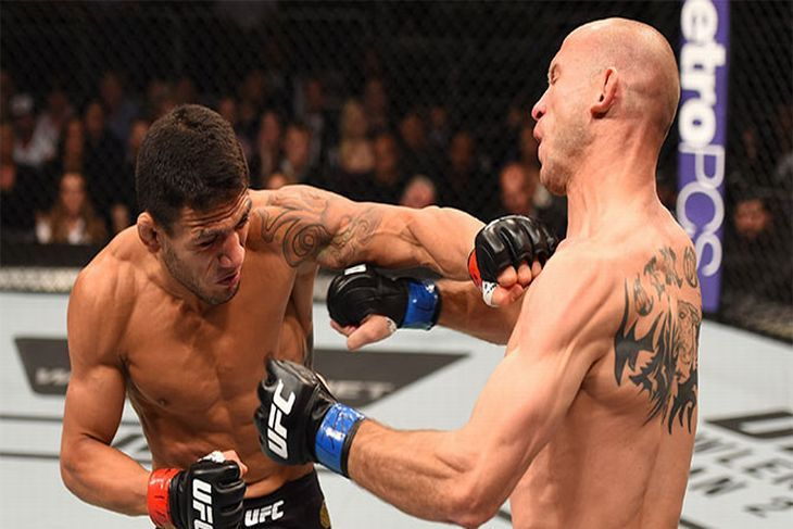 UFC FOX17】ハファエル・ドスア...
