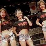 【Monday Ring Girl】WARDOG CAGE FIGHT 05
