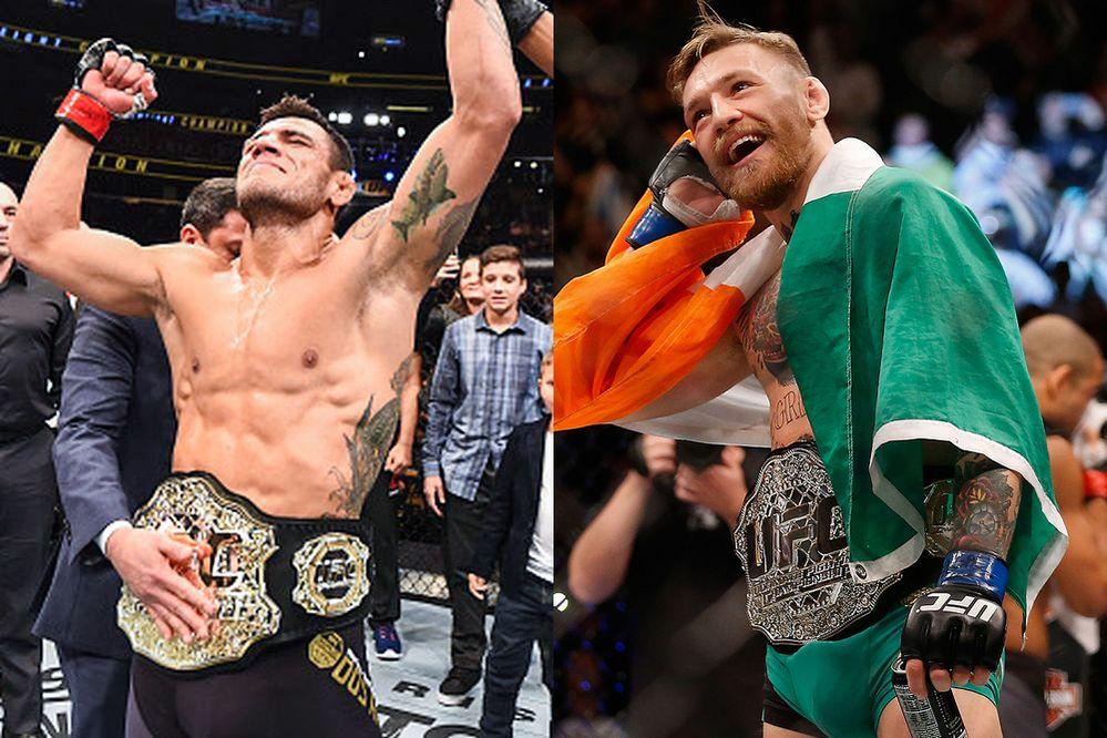 Dos Anjos vs McGregor