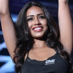 【Monday Ring Girl】ONE FC19「Reign of Champions」