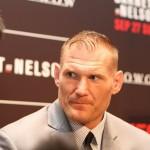 【UFC FOX18】ミオシッチ戦に名乗りを挙げたジョシュ・バーネットの真意とは? ロズウェル戦直前の声