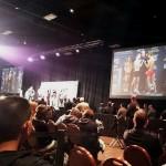 【UFC195】金原正徳「ホッとしています」&セコンド=北岡悟「良い感じで合流できる」