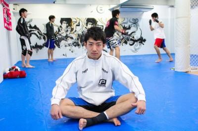 【Pancrase275】アラン・ヤマニハと対戦、瀧澤謙太<01>「いつも倒すことだけを考えている」