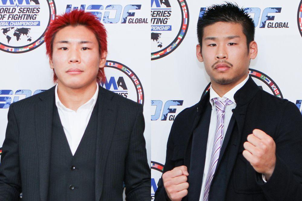 Sarumaru & Nakajima