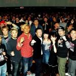 【UFC】UFC JAPANファンイベントに川尻、金原、田中、ストラッサー、廣田、夜叉坊&KIDが揃い踏み