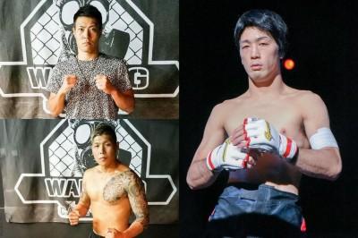 【WARDOG08 X GRACHAN21】初の東西インディ・ケージ対抗戦、永井&岩崎代表が語る見所