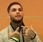 【動画】UFC3連勝狙う無敗の24歳コディー・ガーブラント「田中、夜叉坊、中村は良い奴らで大好き」