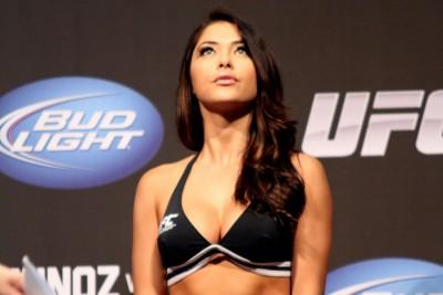 【Monday Ring Girl】UFC FUEL 04