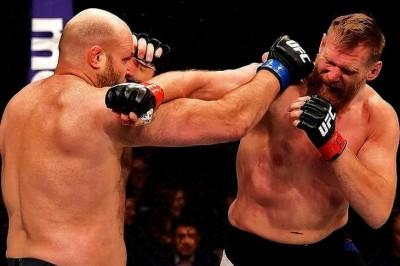 【UFC FOX18】試合結果 アンソニー・ジョンソンがベイダーを一蹴。バーネットは42戦目で初タップ