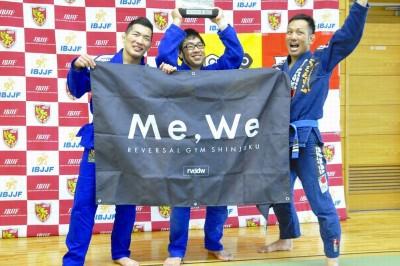 【JBJJF】雪の影響受けた全日本チーム対抗戦はリバーサルジム新宿Me,Weが優勝