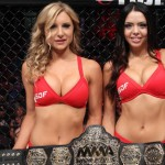 【Monday Ring Girl】WSOF21