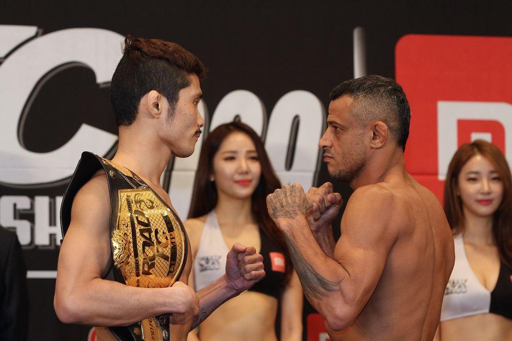 Choi vs Sandro