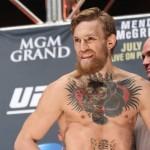 【UFC196】リーチの長いサウスポー=ネイトを相手に一味違ったマクレガーが見られる??
