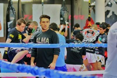 【Special】ブラジルから日本へ。格闘技が変える。ダニロ・ザノリニ<03>「ビッグショーで戦いたい」
