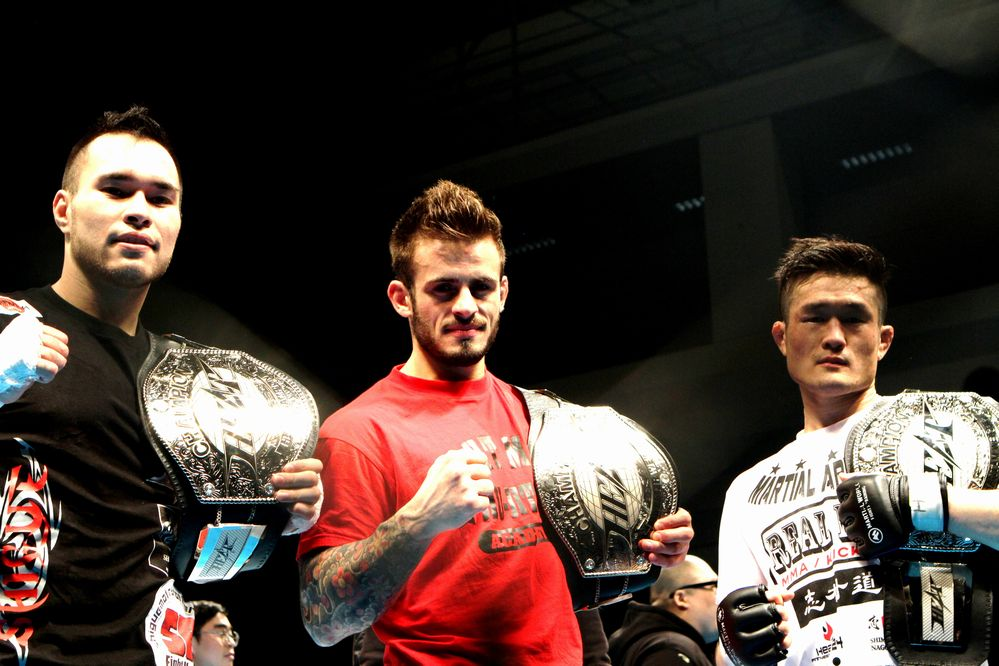 HEAT MMA Champions