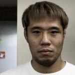 【Grandslam04】ケージグラップリングで宮田和幸と戦う金原正徳<02> 「肩固めを極めれば一生の自慢」