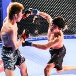 【REAL04】カザフスタンのシャリポフがレスリング力を発揮して小金翔を撃破