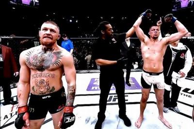 【UFC196】試合結果 マクレガー、ネイトのRNCに散る。テイトは悲願の戴冠&夜叉坊KO勝ち